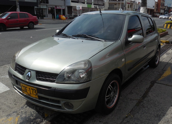 Renault Clio Dynamique 2006 Mec 1400