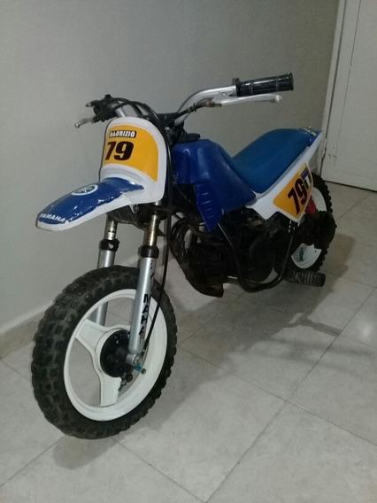 Moto Yamaha Pw 50