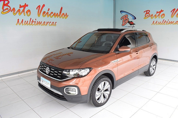 Volkswagen T-cross 1.4 250 Tsi Flex Highline Automático 2020