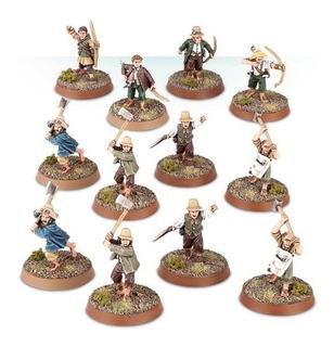 Warhammer - The Hobbit Battle Company (3 Blister Cerrados)