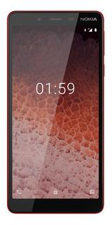 Celular Libre Nokia 1 Plus Rojo