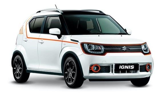 Suzuki Ignis Glx 2020