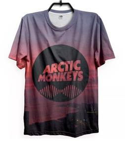 Camiseta Arctic Monkeys Am Alex Turner Indie Rock 505 Céu