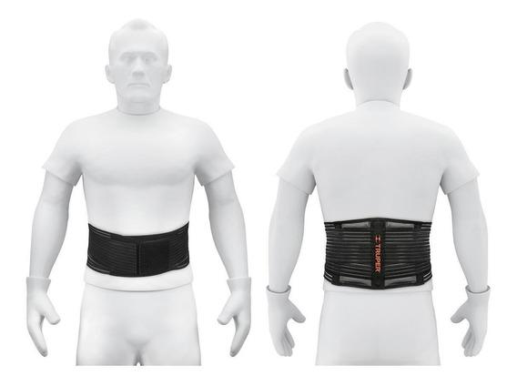 Faja Con Cinturon De Malla Talla Chica 11960