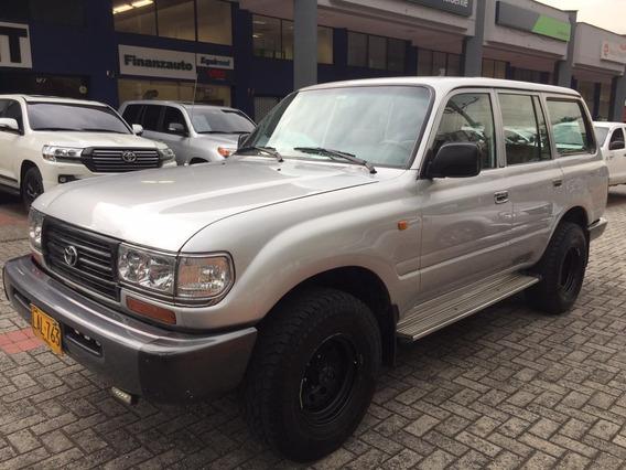 Toyota Land Cruiser Burbuja Fzj Samurai 4.5 1996
