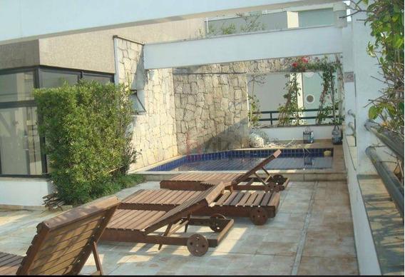 Flat Com 1 Dormitório Para Alugar, 45 M² Por R$ 1.870,00/mês - Jardins - São Paulo/sp - Fl0012