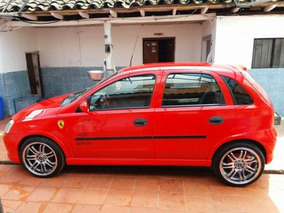 Chevrolet Corsa Rojo