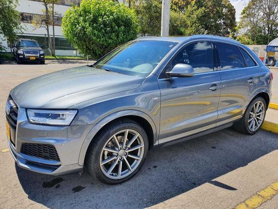 Audi Q3 Progressive 2018 Full Equipo Gris