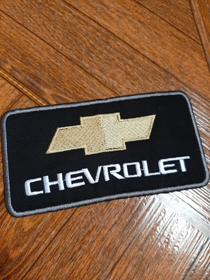 Chevrolet Aplique O Parche Bordado