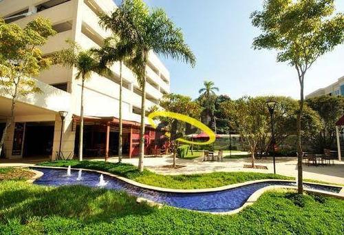 Sala, 63 M² - Venda Por R$ 442.610,00 Ou Aluguel Por R$ 3.161,50/mês - The Square - Cotia/sp - Sa0261