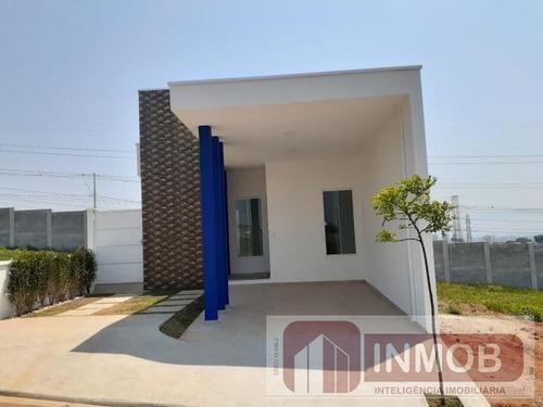 Casa Em Condomínio Para Venda Em Taubaté, Chácaras Reunidas Brasil, 2 Dormitórios, 1 Suíte, 1 Banheiro, 2 Vagas - Ca0157_1-1785565