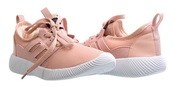 Zapato Tenis Para Dama Deportes Color Rosa Claro