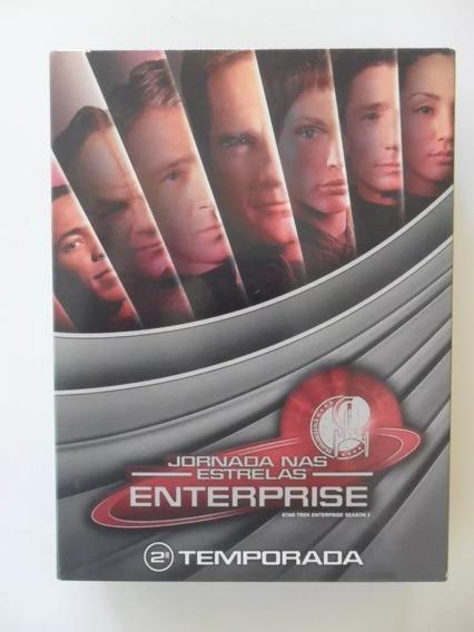 Box Jornada Nas Estrelas Enterprise 2ª Temporada - Original