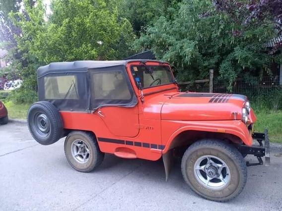 Jeep Ika 1976 Nafta