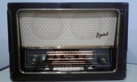 Rádio Telefunken Opus 7 Germany! Todo Original Funcionando!