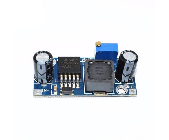 Regulador De Tensão Lm2596