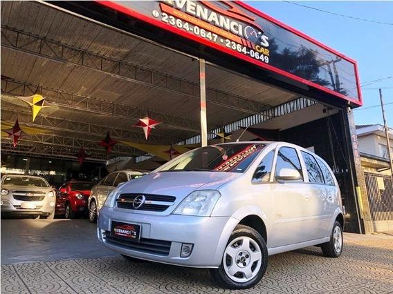 Chevrolet Meriva 1.8 Mpfi Maxx 8v Flex 4p Manual - Venancios