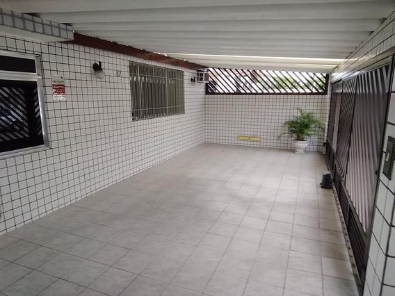 Casa Com Edícula Com 5 Quartos No Jd. Guassú, São Vicente/sp