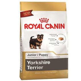 Ração Royal Canin Yorkshire Junior / Filhote - 1kg
