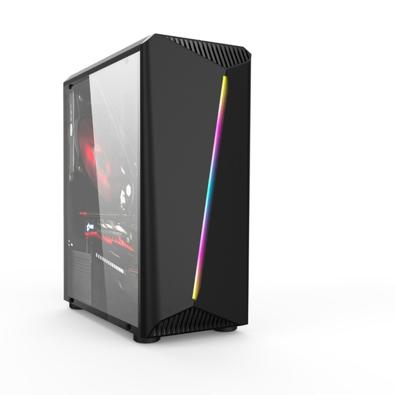 Pc Gamer Intel I7 7700, 8gb, Hd 1tb, Ssd 120, Gtx 1050ti 4gb