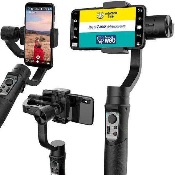 Estabilizador Gimbal Celular Smartphone Isteady 3 Eixos