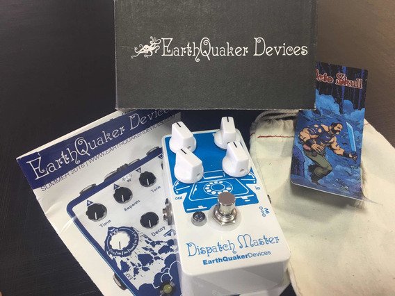 Delay Earth Quaker Devices - Dispatch Master
