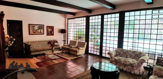 Casa Com 4 Dormitórios À Venda, 454 M² Por R$ 2.000.000,00 - Cidade Universitária Ii - Campinas/sp - Ca1939