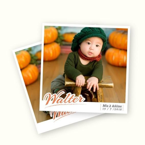 Foto Iman Polaroid 10 X 9,5 Cm. | Souvenirs | Cumpleaños |