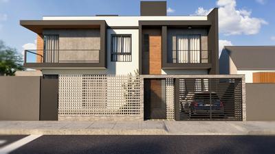 Lindo Geminado De Esquina No Aventureiro   01 Suíte + 02 Dormitórios   107 M² Privativos - Sa00576 - 33663193