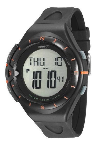 Relógio Speedo Esportivo + Monitor Cardiáco 58010g0evpn1
