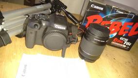 Canon T6i Tripe