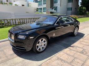 Rolls Royce Wraith 2 Puertas