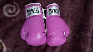 Luvas De Boxe Everlast Advanced Training Gloves 12 Oz