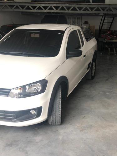Volkswagen Saveiro 2015 1.6 Gp Ce 101cv Pack Electr.+seg.