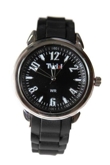 Relógio Coleção Twik By Seculus Modelo Ônix