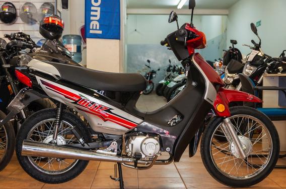 Moto 110 - Motomel Blitz 110 Financia Con Dni. Promo Efectiv