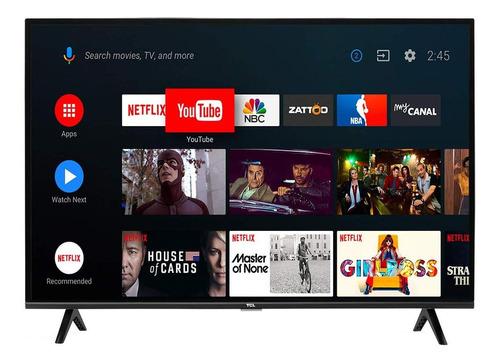 """Imagen 1 de 4 de Smart TV TCL Serie A3 32A325 LED HD 32"""""""