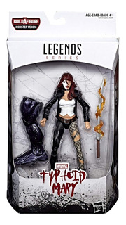 Marvel Legends Venom Wave Typhoid Mary