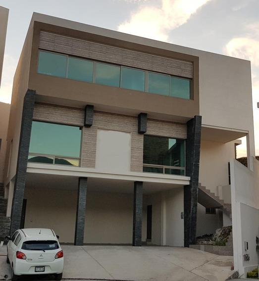 Casa En Condominio En Valle De Bosquencinos 1era. Etapa, Monterrey