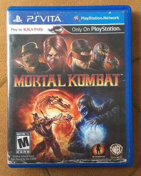 Mortal Kombat Ps Vita Usado