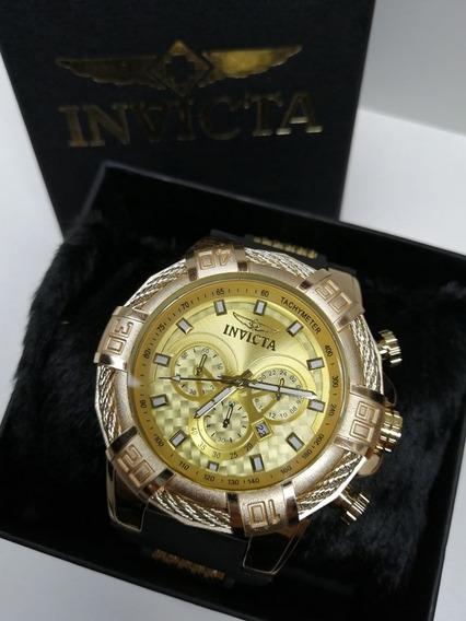 Relógio Masculino Invicta Subaqua + Caixa Luxo 1ª Linha.