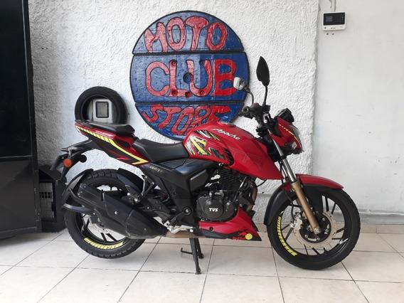 Tvs Apache Rtr 200 Modelo 2019