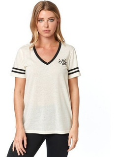 Remera Mujer Heartbreaker Ss Top #22891-575 - Oficial