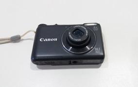 Câmera Digital Canon Powershot A2200 No Estado