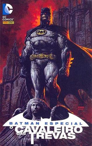 Batman Especial O Cavaleiro Das Trevas Dc Comics Panini 2012