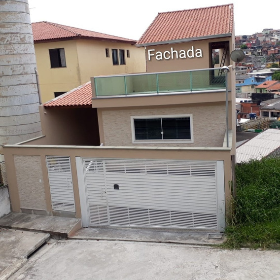 Casa / Sobrado Em Condomínio - Prox. Centro Carapicuíba.