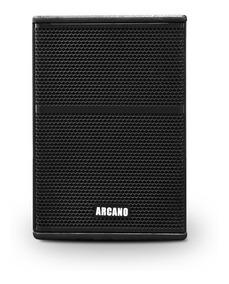 Caixa De Som Ativa Madeira Ar-bak-12 Arcano 800 W