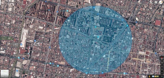Terreno Ideal Para Desarrolladores Zona Centro - Cerca De Reforma
