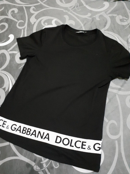 Remera Dolce&gabbana Original Made In Italy