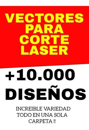 Mega Pack Vectores Corte Laser Envió Inmediato !!
